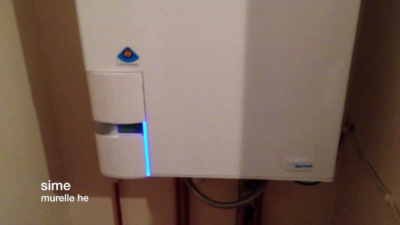 HOW TO FIX SIME MURELLE HE CONDENSING BOILER