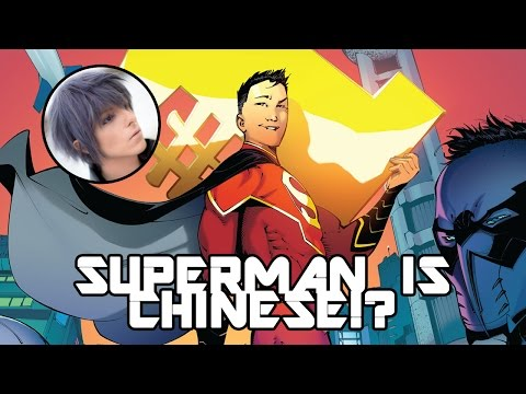 SUPERMAN IS CHINESE!? - New Super-Man #1 & #2