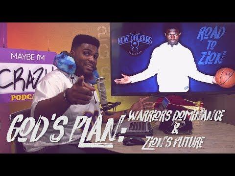 God's Plan: Warriors Dominance & Zion's Future | EP 90.5 | UPDATES W/ BRANDON NEWS-MAN