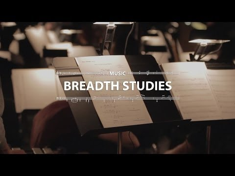 Pathways, Department Insight - Music Breadth Studies Option