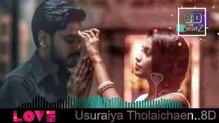 Usuraiya Tholaichaen 8D | Stephen Zechariah | Pragathi Guruprasad | Suriavelan | Rupini Anbalagan
