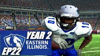 2 YEAR BAND? - EASTERN ILLINOIS DYNASTY - NCAA FOOTBALL 06 EP22