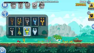 Angry Birds Friends Tournament 31-07-2017 level 4