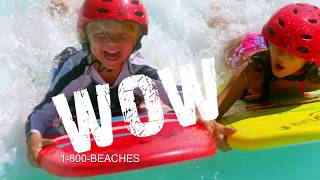 "Beaches Resorts ""Beaches Makes You Go WOW!"" Commer..."