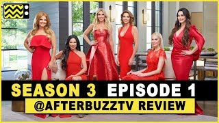 Real Housewives of Dallas Season 3 Episode 1 Review & After Show