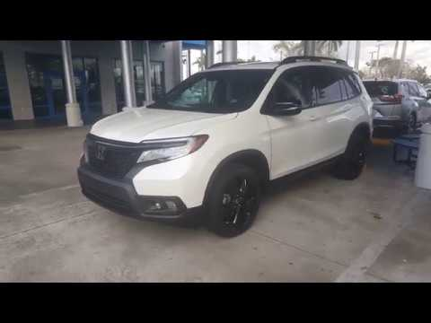 2019 Honda Passport 2nd look - Ready to conquer all of it's competitors?