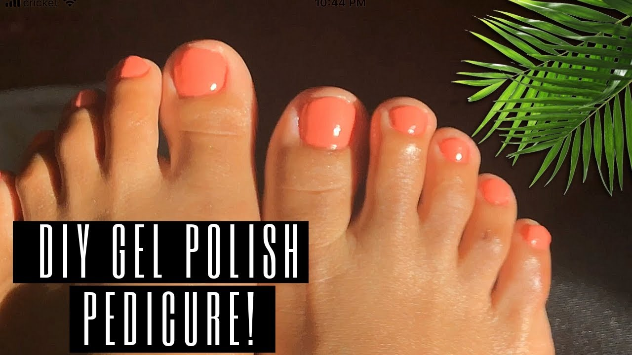 Diy Pedicure At Home Affordable Easy