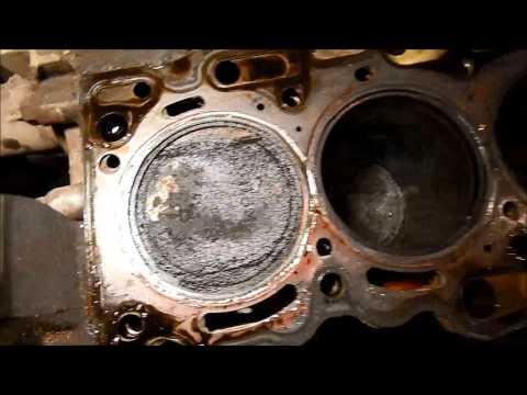 Фото к видео: Lancer VIII ДВС 4G13. Большой расход масла. 1 часть.