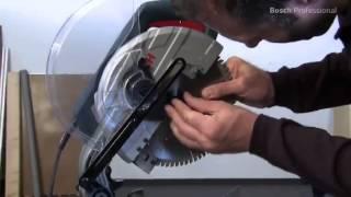 Bosch GCM 10 J Professional Elektrikli Gönye Kesme Ve Profil Kesme Makinası