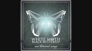 Ties of Grace - WHITE MOTH BLACK BUTTERFLY