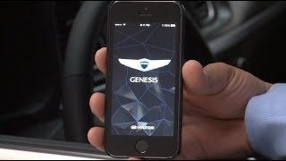 Watch the Hyundai Genesis App in Action