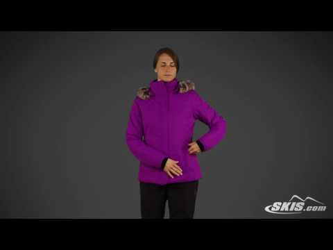 2017 Obermeyer Tuscany Womens Jacket Overview by SkisDotCom