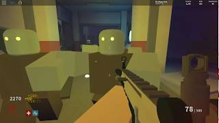 Project Lazarus: Zombies [Alpha] - Long Gameplay #2 {ROBLOX}