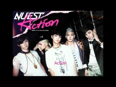 [FULL ALBUM] NU'EST- ACTION
