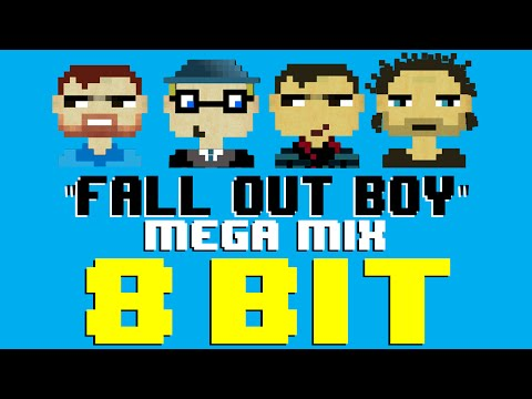 Fall Out Boy MEGA-MIX (8 Bit Cover Compilation) [Tribute to Fall Out Boy] - 8 Bit Universe