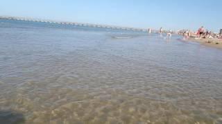 Море Витязево 6.07.2016 7.30 утра