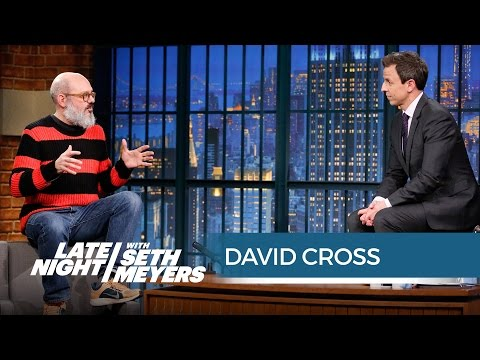David Cross and Seth Have a Stand-Off - Late Night with Seth Meyers streaming vf
