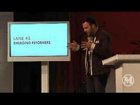 Mark Driscoll on the Emerging Church