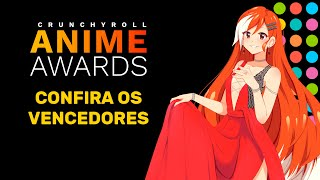 ANIME AWARDS | TODOS OS VENCEDORES