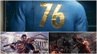 Bethesda заранее извиняется за дикие баги в Fallout 76 | Игровые новости