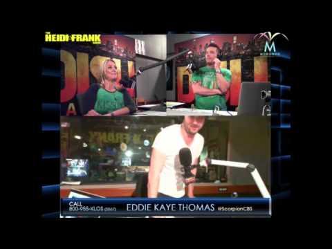 Eddie Kaye Thomas InStudio