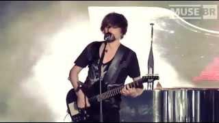 Muse - Lithium (Live Proshot) Lollapalooza Brasil 2014