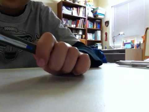 how to make a mechanical pencil