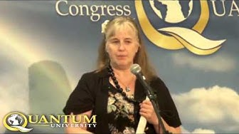 Barbara Ziegler - Quantum University Graduate - Doctorate and PhD in Natural Medicine