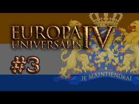 EU4 Holland - Part 3 - Loyalty Shmoyalty