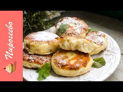 сырники с творогом рецепт пошагово на сковороде пышные с манкой