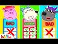 🔴 LIVE: Who Is Good Kid? - Wolfoo Learns Kids Good Behavior | Wolfoo Family Kids Cartoon