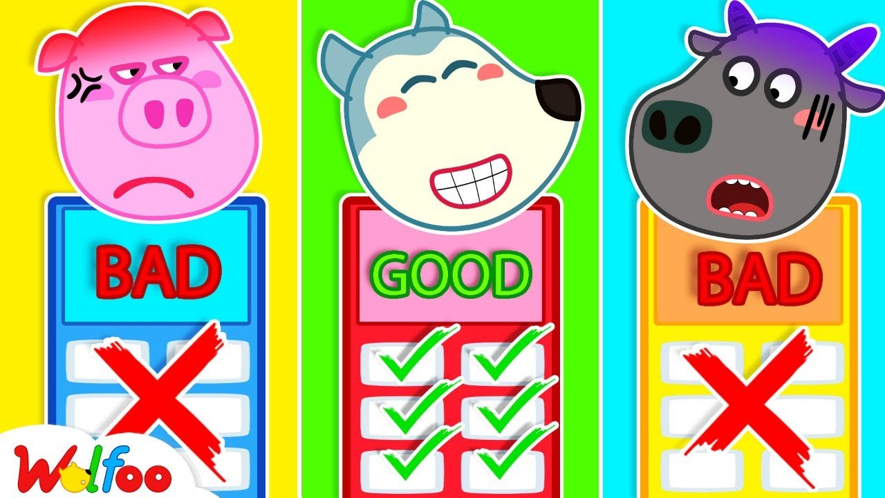 ? LIVE: Who Is Good Kid? - Wolfoo Learns Kids Good Behavior | Wolfoo Family Kids Cartoon