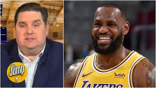 It's going to be hard for LeBron James to not win MVP – Brian Windhorst   The Jump
