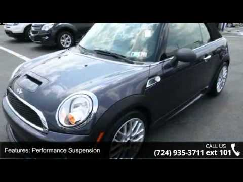 2012 MINI Cooper   Baierl Chevrolet   Wexford, PA 15090