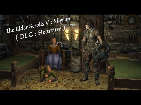 The Elder Scrolls V : Skyrim ( DLC : Heartfire ) - Усыновление