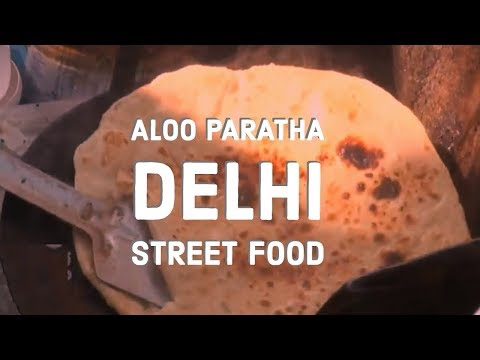 Delicious Delhi Street food