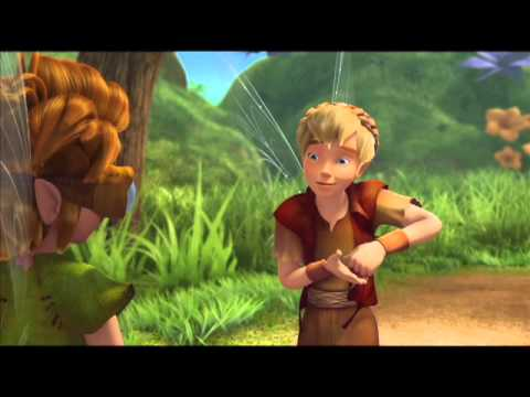 Tinker Bell And The Lost Treasure - Clank And Bobble