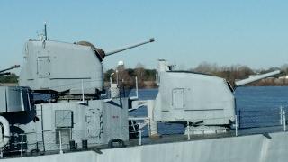 USA КИНО 1135. Луизиана. Экскурсия по эсминцу эпохи WW2 USS KIDD. Часть 2.