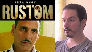 RUSTOM - Official Trailer REACTION & REVIEW