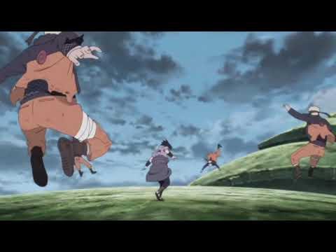 XXXTENTACION-Look at Me AMV (NARUTO VS SASUKE)