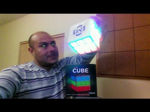 MOBI Cube Bluetooth Wireless Speaker Review