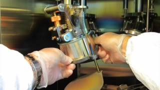 Sputter Target Change Instruction