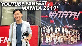 Youtube Fanfest Manila 2019! ft. Alex Wassabi, ThatsBella, Pamela Swing & more | #YTFFPH