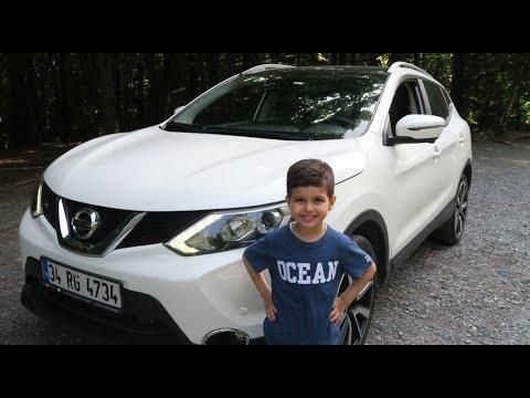 Nissan Qashqai 2017 Baba Oğul Test