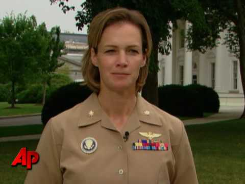 first person first female marine one pilot youtube