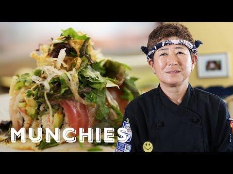Sushi Chef: Miki Izumisawa