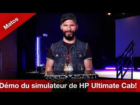 Démo LNA ULTIMATE CAB (simulateur de HP ANALOGIQUE)