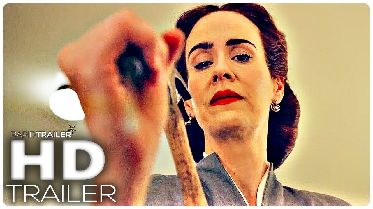 Ratched Official Trailer 2020 Sarah Paulson Netflix Series Hd Youtube