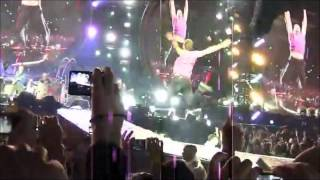 Chris Martin - Coldplay live in Portugal