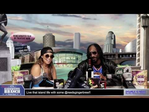 Lauren London West Coastin w Snoop Dogg on GGN